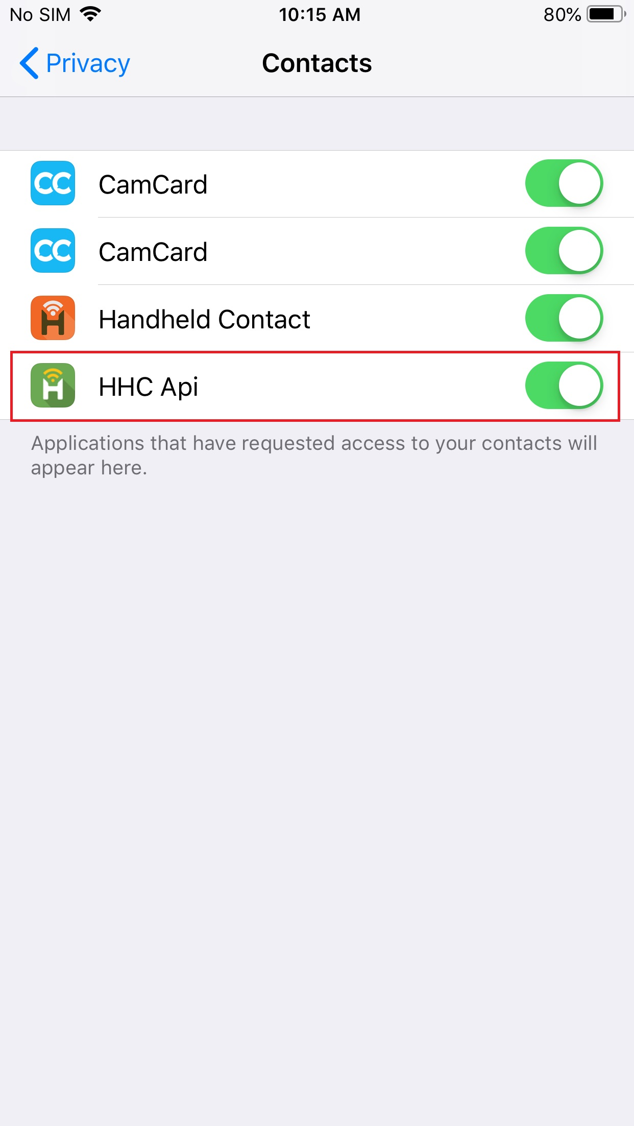 iOSPrivacySettings